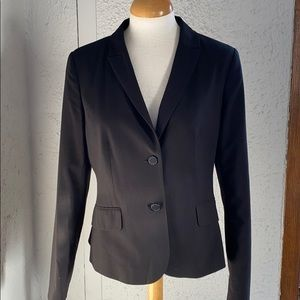 Calvin Klein Classic Style Black Blazer